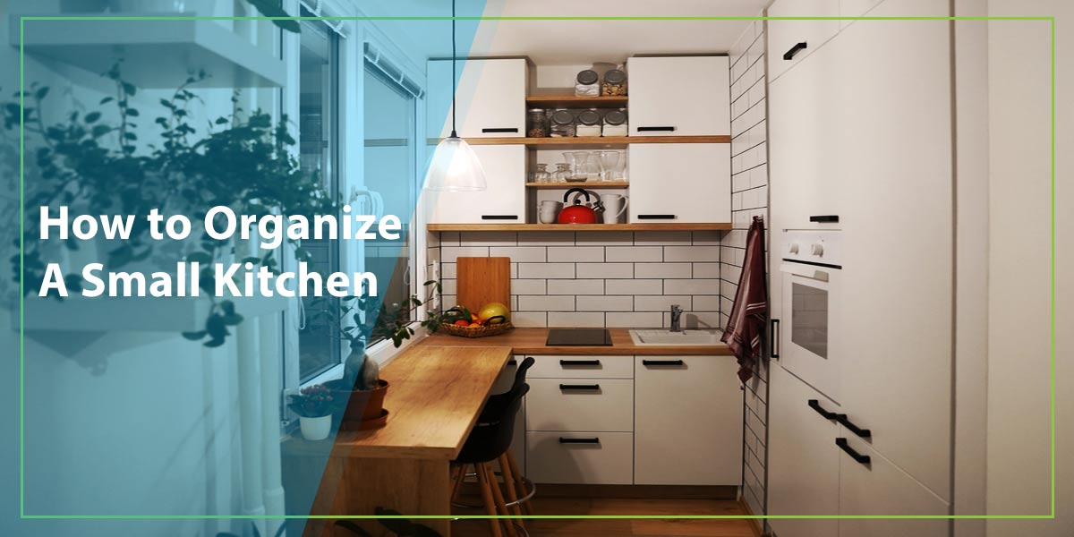 How To Organize A Small Kitchen Kitchen Gear Reviews